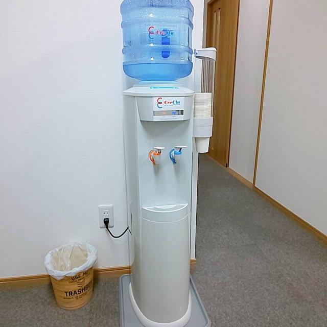水のサーバー